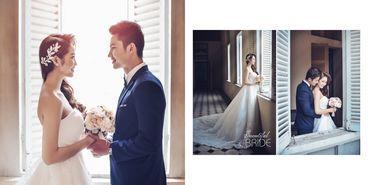 Gói ngoại cảnh Sài Gòn - KK Sophie Wedding Studio - Hình 6