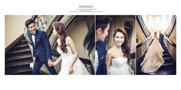 Gói ngoại cảnh Sài Gòn - KK Sophie Wedding Studio - Hình 3