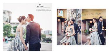 Gói ngoại cảnh Sài Gòn - KK Sophie Wedding Studio - Hình 4