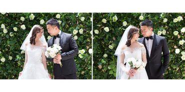 Ảnh cưới chụp ở The Vow 3 - Stephen Lee Makeup Studio - Hình 36