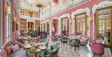 Sân vườn Dinh thự Pink Pearl  - JW Marriott Phu Quoc Emerald Bay Resort & Spa - Hình 10