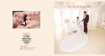 Ảnh cưới chụp ở The Vow 3 - Stephen Lee Makeup Studio - Hình 1