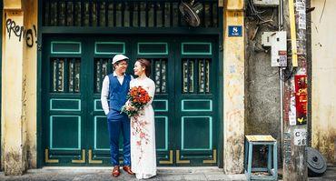 Album chụp nội thành Hà Nội - Fiancé Media - Hình 11