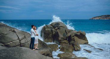 Trọn gói album cưới ngoại cảnh Vĩnh Hy - Hệ thống cửa hàng dịch vụ ngày cưới ALEN - Hình 20