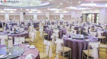 Bữa tiệc màu sắc - Trung tâm Tiệc cưới & Sự kiện Star Galaxy - Hình 3
