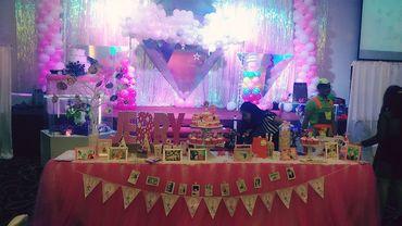 Tiệc thôi nôi - Trung tâm tiệc cưới hội nghị Saphire - Hình 2