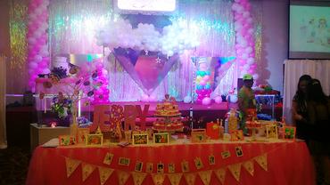 Tiệc thôi nôi - Trung tâm tiệc cưới hội nghị Saphire - Hình 3