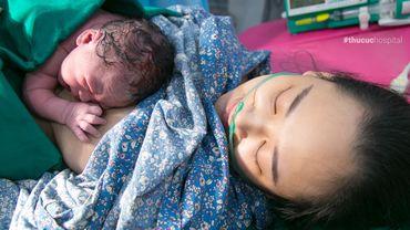 Thai sản và sinh con trọn gói từ 8 tuần - Bệnh viện ĐKQT Thu Cúc - Hình 2