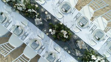 Không gian tiệc cưới bên biển - Sheraton Grand Danang Resort - Hình 5