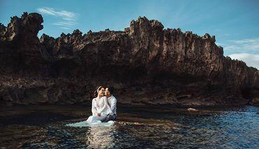 Trọn gói album cưới ngoại cảnh Vĩnh Hy - Hệ thống cửa hàng dịch vụ ngày cưới ALEN - Hình 4