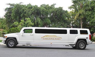Hummmer H3 Limousine - Saigon Limo - Hình 1