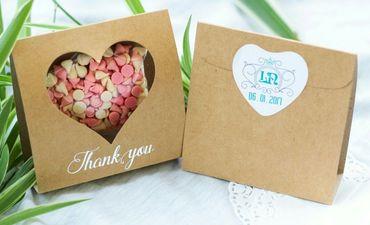 Túi kẹo Thank You - 99Merci - Hình 1