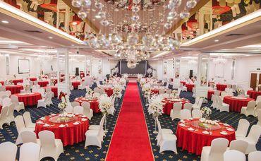 Các sảnh tiệc tại hệ thống Trống Đồng Palace - Trung tâm tiệc cưới & sự kiện Trống Đồng Palace - Hình 2