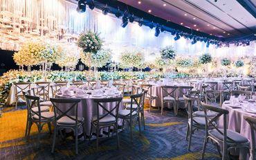 Tiệc Cưới Phong Cách Beyond Happiness - Sheraton Saigon Hotel & Towers - Hình 2