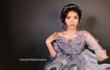 Trang điểm cô dâu đẹp - Trương Tịnh Wedding - Hình 7