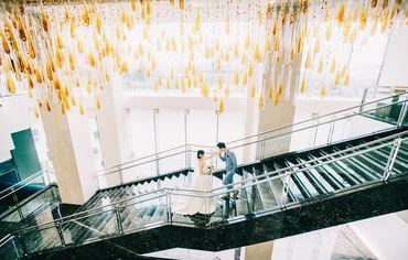 Địa điểm chụp ảnh cưới 15 triệu đồng - JW Marriott Hanoi - Hình 2