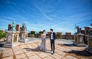 Trọn gói Album cưới Đà nẵng - Bà Nà Hill - Hệ thống cửa hàng dịch vụ ngày cưới ALEN - Hình 2