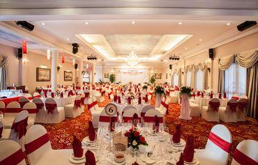 Bàn tiệc Ruby - Khách sạn Majestic Saigon - Hình 7