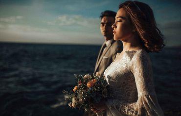 Trọn gói album cưới ngoại cảnh Vĩnh Hy - Hệ thống cửa hàng dịch vụ ngày cưới ALEN - Hình 24