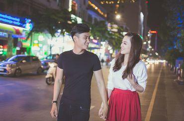 Trọn gói Album cưới ngoại cảnh Sài Gòn ngày và đêm - Hệ thống cửa hàng dịch vụ ngày cưới ALEN - Hình 9