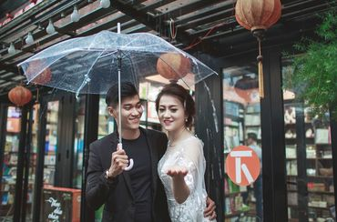 Trọn gói Album cưới ngoại cảnh Sài Gòn ngày và đêm - Hệ thống cửa hàng dịch vụ ngày cưới ALEN - Hình 4