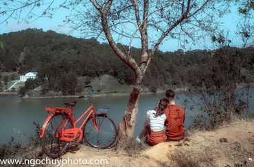 Chụp hình cưới ngoại cảnh ở Đà Lạt - Studio Ngọc Huy - Hình 15