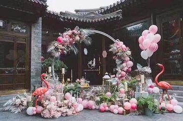 Các sản phẩm cho trung tâm tiệc cưới - Midori Shop - Phụ kiện trang trí ngành cưới - Hình 95