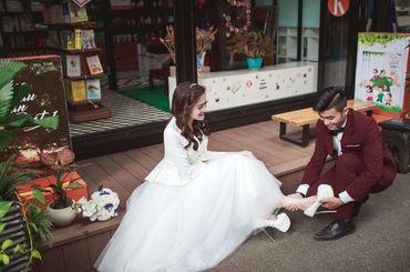 Trọn gói Album cưới ngoại cảnh Sài Gòn ngày và đêm - Hệ thống cửa hàng dịch vụ ngày cưới ALEN - Hình 7