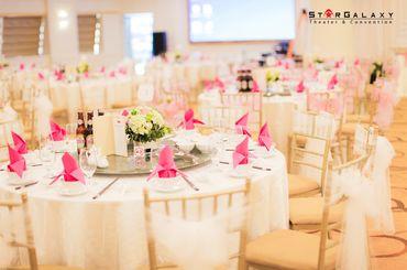 Bữa tiệc màu sắc - Trung tâm Tiệc cưới & Sự kiện Star Galaxy - Hình 6