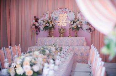 MoMo House - DV Trang trí tiệc cưới tại Nha Trang - MoMo House Wedding Decor - Hình 10