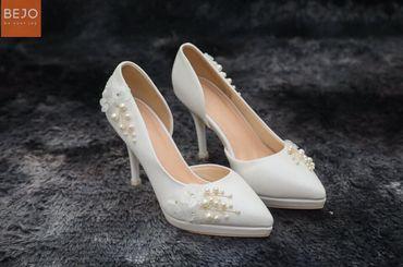 Giày 9cm  - Giày cưới / Giày Cô Dâu BEJO BRIDAL - Hình 2