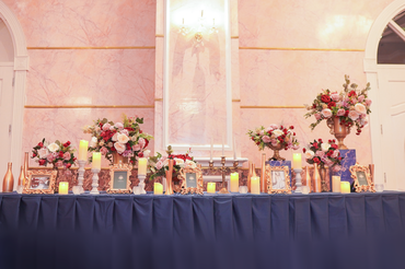 Gói trang trí Melody Blue - MerPerle Crystal Palace Hotel - Convention - Hình 4