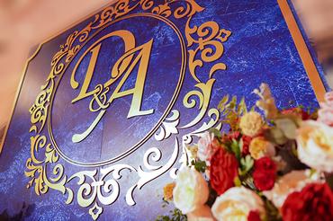 Gói trang trí Melody Blue - MerPerle Crystal Palace Hotel - Convention - Hình 1