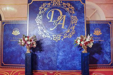 Gói trang trí Melody Blue - MerPerle Crystal Palace Hotel - Convention - Hình 3