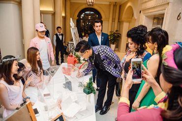 [Real wedding] James & Nikki | 15.04.2017 | Metropole. - Pink and Mint - Hình 6