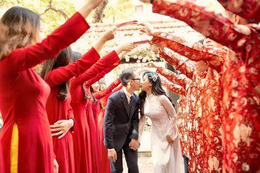 5. TRÍ DŨNG - THU TRANG - Trung tâm tổ chức sự kiện & tiệc cưới CTM Palace - Hình 17