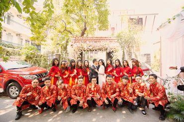 5. TRÍ DŨNG - THU TRANG - Trung tâm tổ chức sự kiện & tiệc cưới CTM Palace - Hình 11