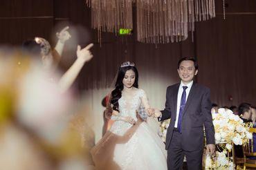 5. TRÍ DŨNG - THU TRANG - Trung tâm tổ chức sự kiện & tiệc cưới CTM Palace - Hình 2