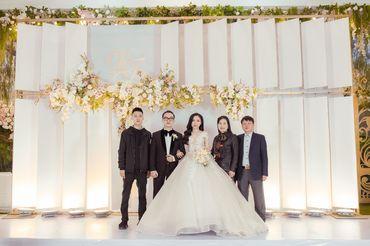 5. TRÍ DŨNG - THU TRANG - Trung tâm tổ chức sự kiện & tiệc cưới CTM Palace - Hình 15