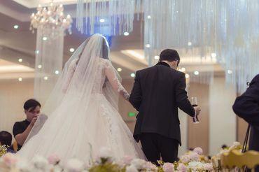 5. TRÍ DŨNG - THU TRANG - Trung tâm tổ chức sự kiện & tiệc cưới CTM Palace - Hình 18