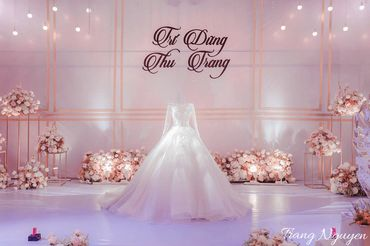 5. TRÍ DŨNG - THU TRANG - Trung tâm tổ chức sự kiện & tiệc cưới CTM Palace - Hình 14