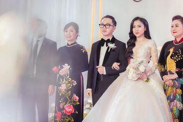5. TRÍ DŨNG - THU TRANG - Trung tâm tổ chức sự kiện & tiệc cưới CTM Palace - Hình 16
