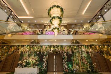 2. SẢNH TIỆC BABYLON GARDEN - Trung tâm tổ chức sự kiện & tiệc cưới CTM Palace - Hình 1