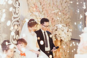 PHƯƠNG LAN - MẠNH CƯỜNG - Trung tâm tổ chức sự kiện & tiệc cưới CTM Palace - Hình 2