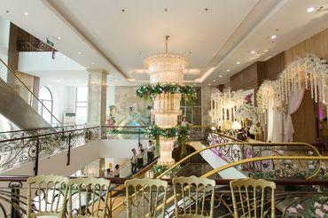 2. SẢNH TIỆC BABYLON GARDEN - Trung tâm tổ chức sự kiện & tiệc cưới CTM Palace - Hình 11