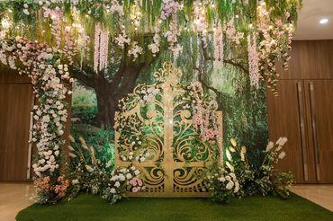 2. SẢNH TIỆC BABYLON GARDEN - Trung tâm tổ chức sự kiện & tiệc cưới CTM Palace - Hình 16