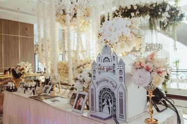 PHƯƠNG LAN - MẠNH CƯỜNG - Trung tâm tổ chức sự kiện & tiệc cưới CTM Palace - Hình 6