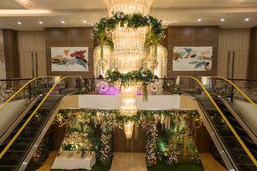 2. SẢNH TIỆC BABYLON GARDEN - Trung tâm tổ chức sự kiện & tiệc cưới CTM Palace - Hình 12