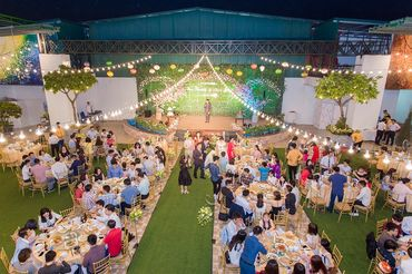 THU THANH - VIỆT ANH - Trung tâm tổ chức sự kiện & tiệc cưới CTM Palace - Hình 8