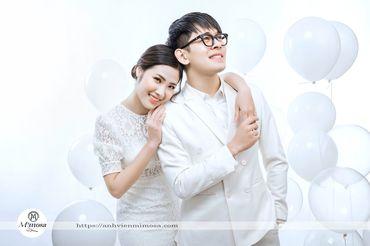 Album ảnh cưới concept bóng bay - Mimosa Wedding - Hình 2